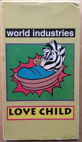 WORLD INDUSTRIES - LOVE CHILD