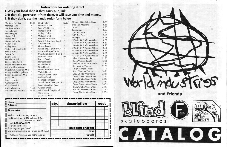WORLD CATALOG 1989 001