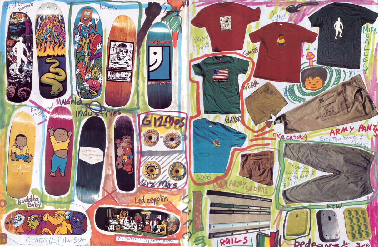 WORLD CATALOG 1991 SPRING 002
